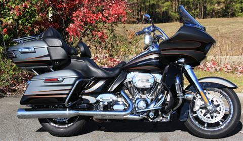 2016 Harley-Davidson Road Glide Ultra CVO in Cartersville, Georgia - Photo 1