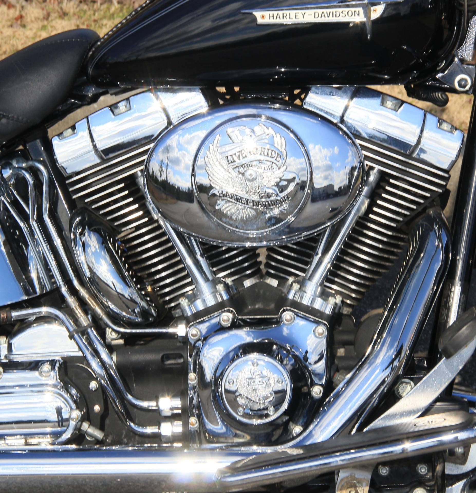 2006 Harley-Davidson Deluxe in Cartersville, Georgia - Photo 12