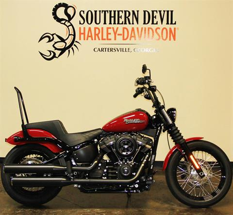 2020 Harley-Davidson Street Bob in Cartersville, Georgia - Photo 1