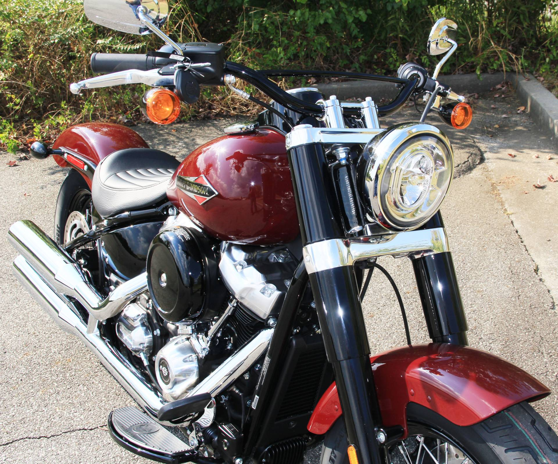 2020 Harley-Davidson Softail Slim in Cartersville, Georgia - Photo 13