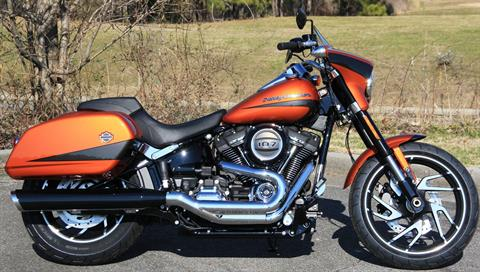 2020 Harley-Davidson Sport Glide® in Cartersville, Georgia - Photo 2