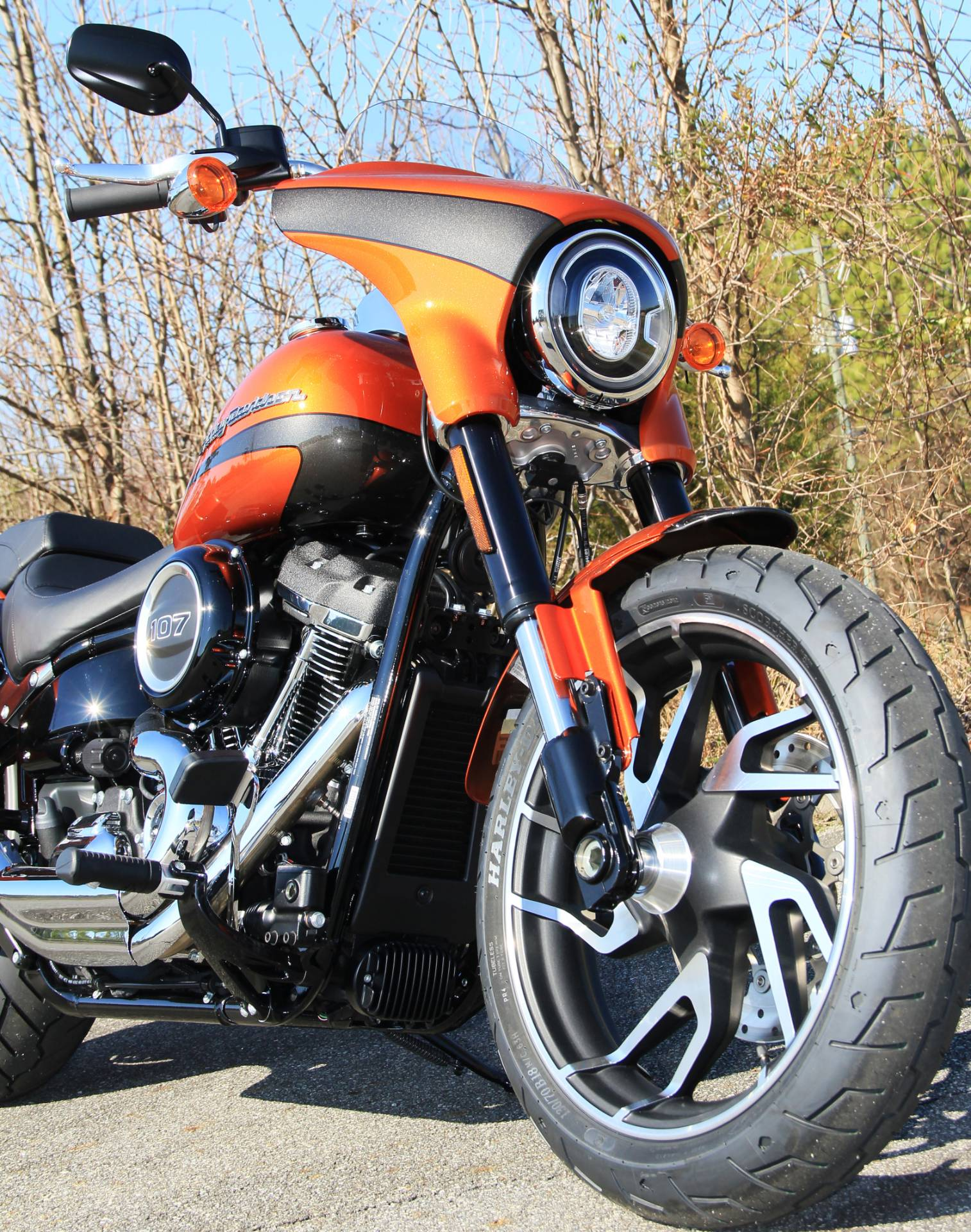 2020 Harley-Davidson Sport Glide® in Cartersville, Georgia - Photo 4