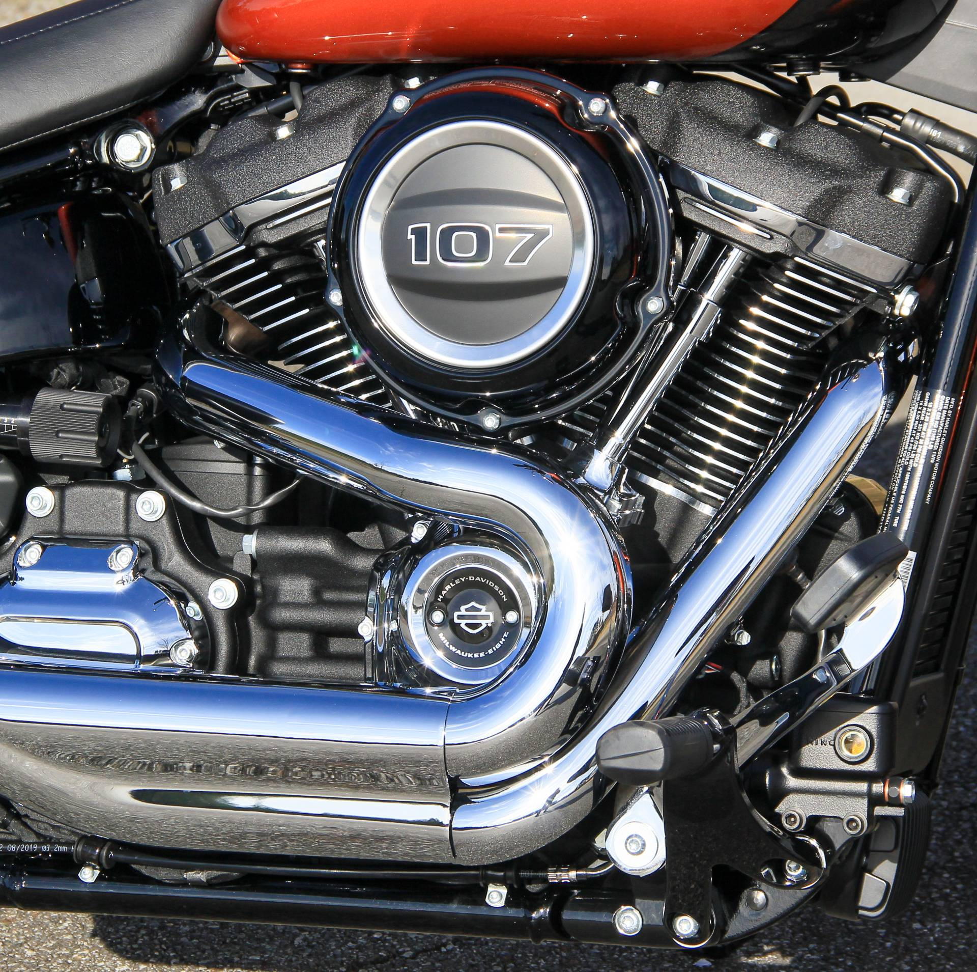 2020 Harley-Davidson Sport Glide® in Cartersville, Georgia - Photo 12