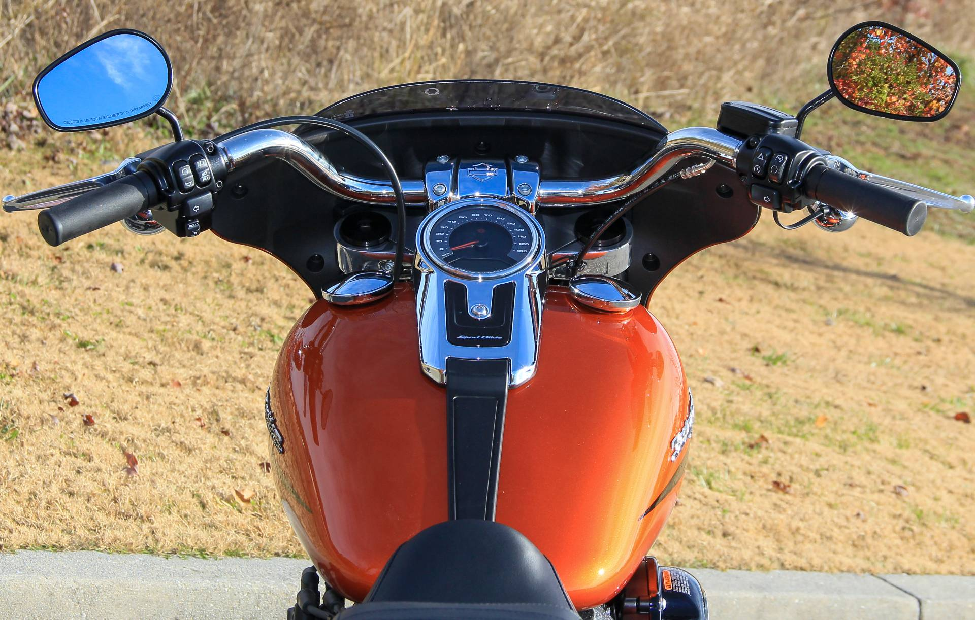 2020 Harley-Davidson Sport Glide® in Cartersville, Georgia - Photo 8