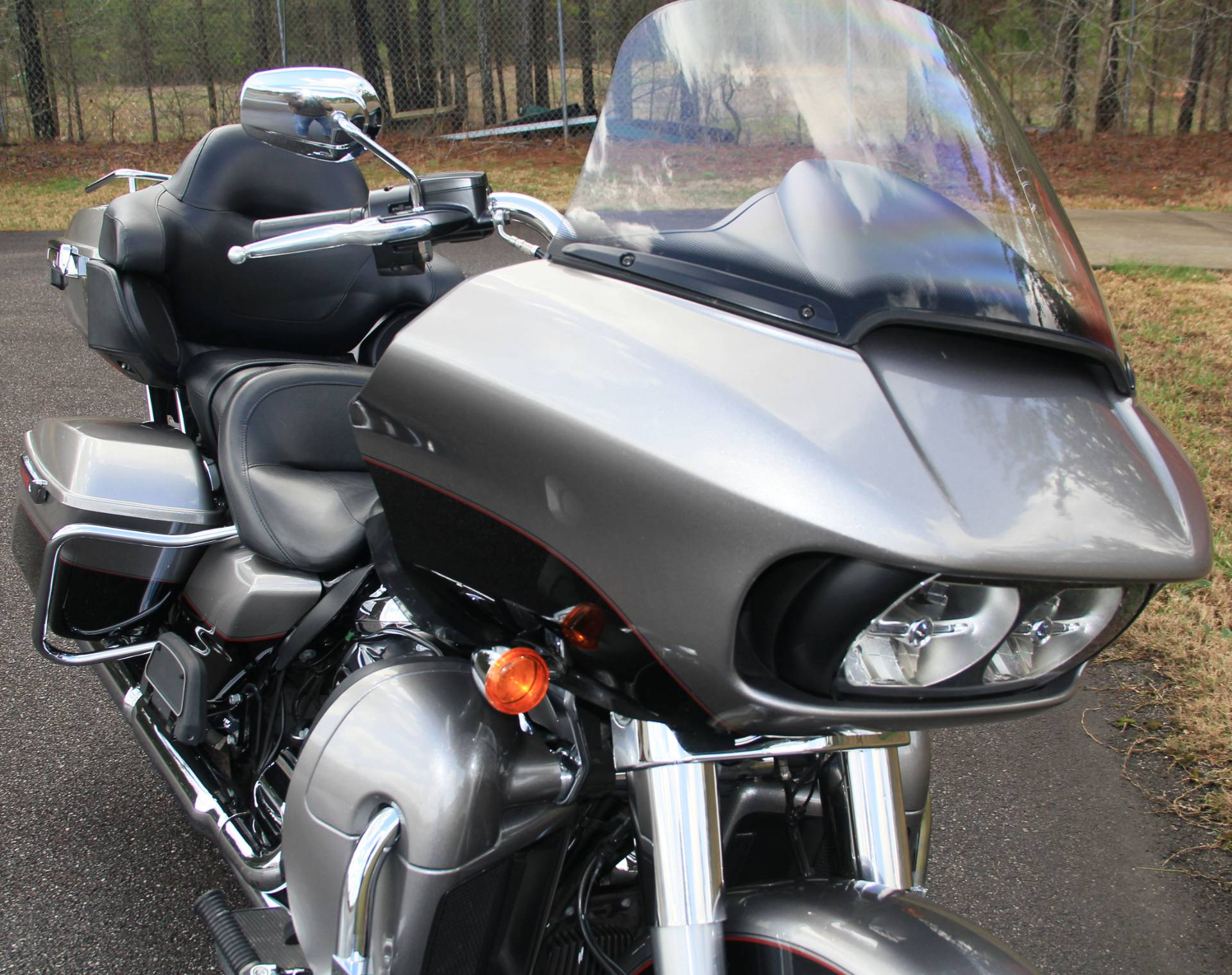 2017 Harley-Davidson Road Glide Ultra in Cartersville, Georgia - Photo 11