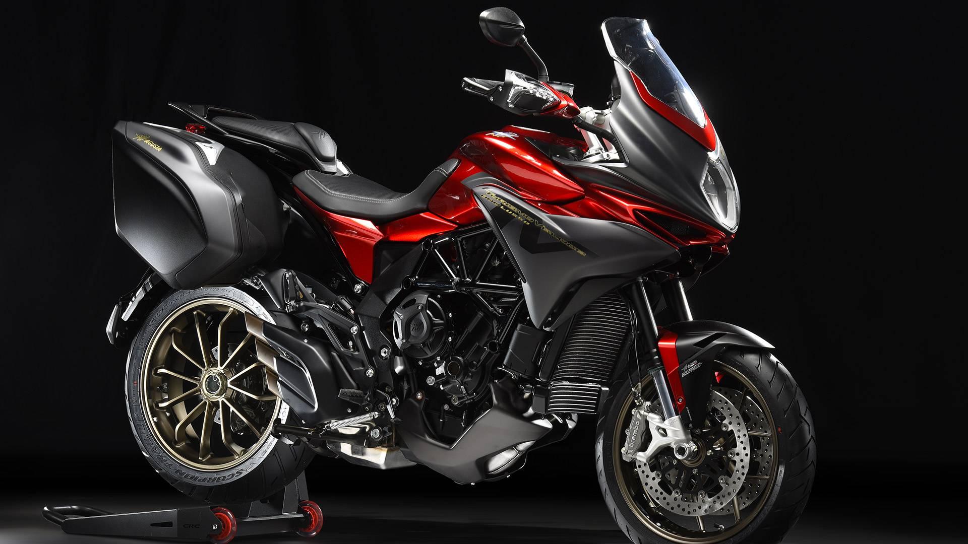 new 2019 mv agusta turismo veloce lusso motorcycles in marietta ga. Black Bedroom Furniture Sets. Home Design Ideas