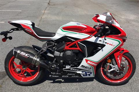 2018 MV Agusta F3 800 RC in Marietta, Georgia