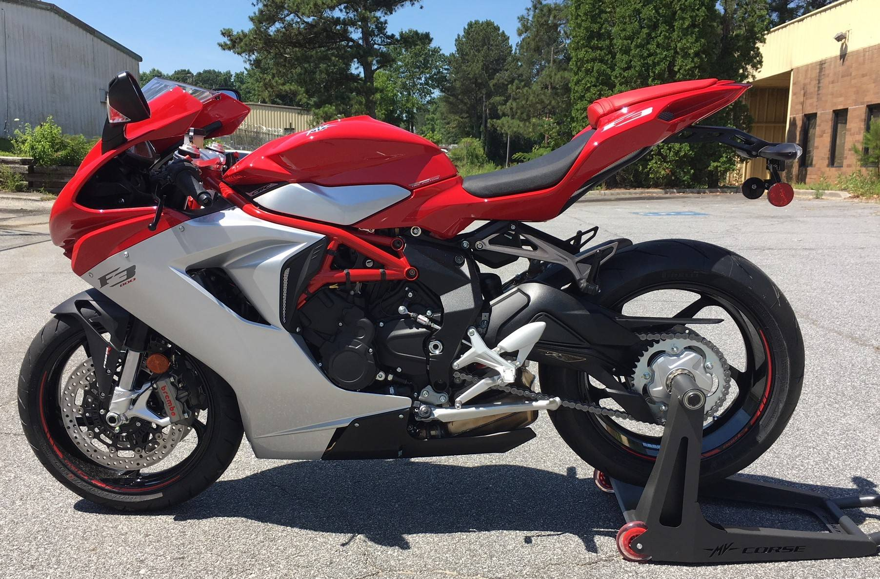 2018 MV Agusta F3 800 EAS ABS in Marietta, Georgia - Photo 1