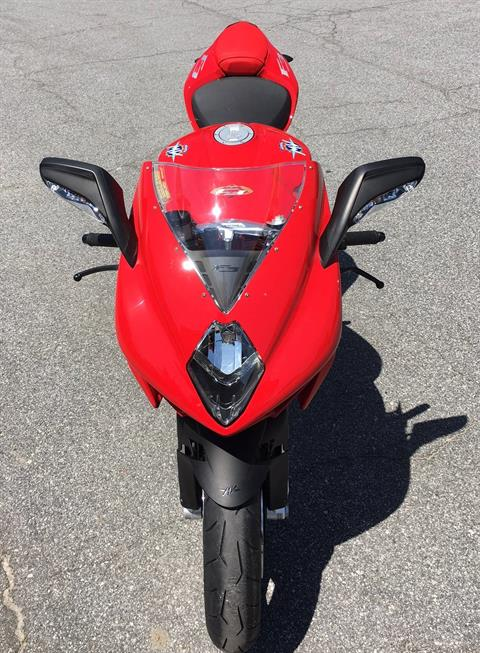 2018 MV Agusta F3 800 EAS ABS in Marietta, Georgia - Photo 4