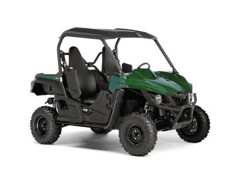 2016 Yamaha Wolverine R-Spec EPS Hunter Green in Enid, Oklahoma