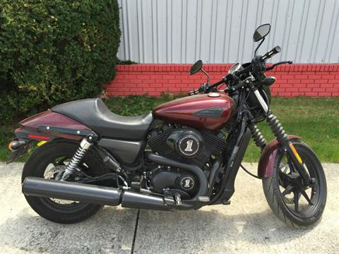 2015 Harley-Davidson Street™ 500 in Valparaiso, Indiana - Photo 1