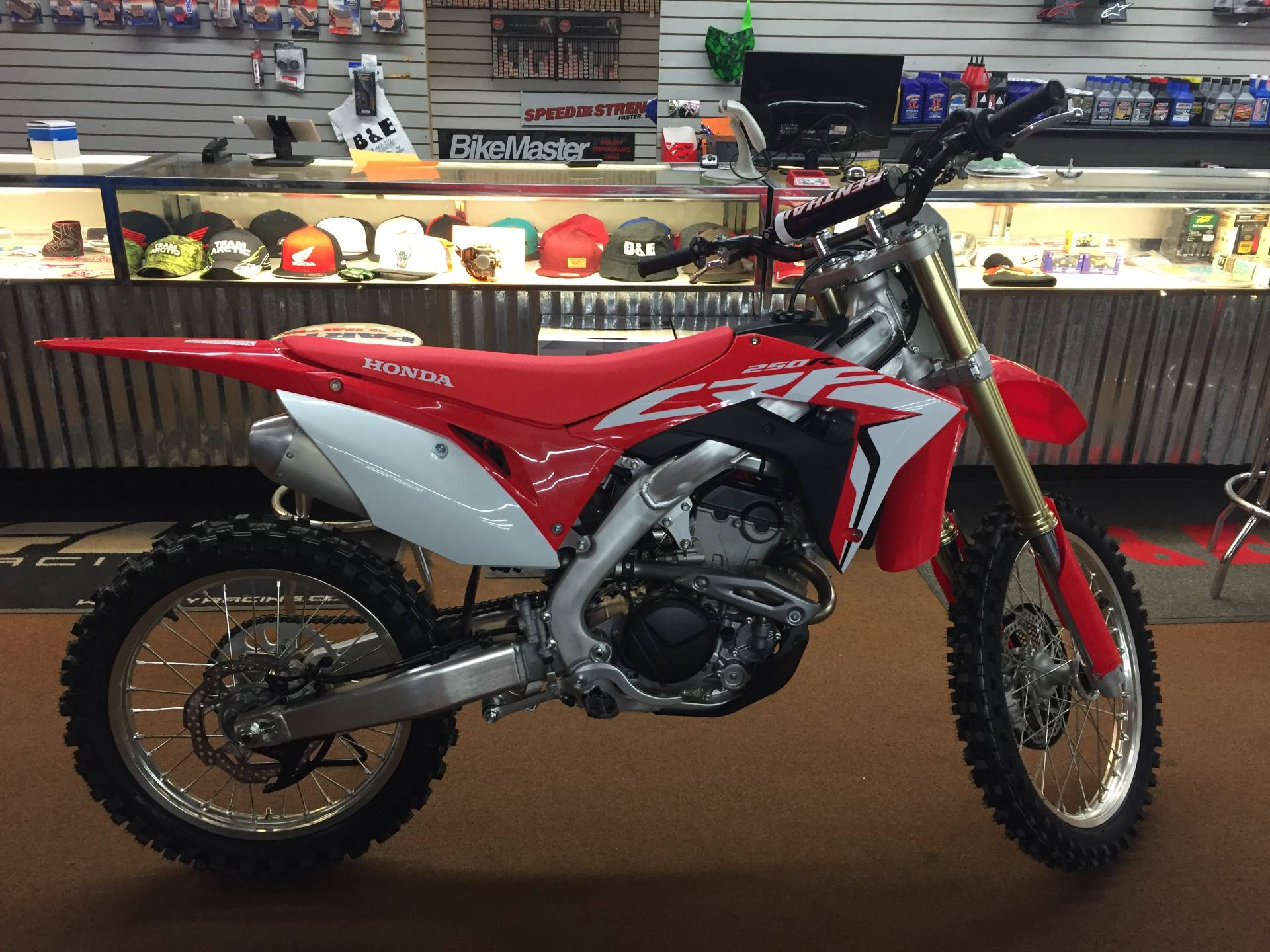 2018 Honda CRF250R in Valparaiso, Indiana - Photo 1