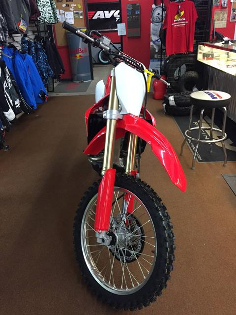 2018 Honda CRF250R in Valparaiso, Indiana - Photo 2