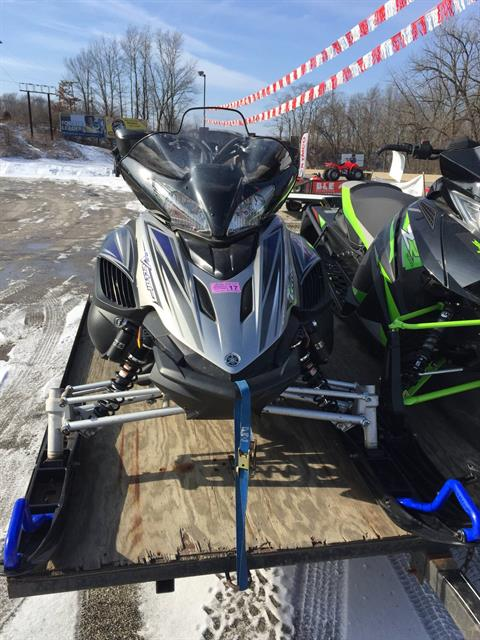 2011 Yamaha RS Vector L-TX GT in Valparaiso, Indiana