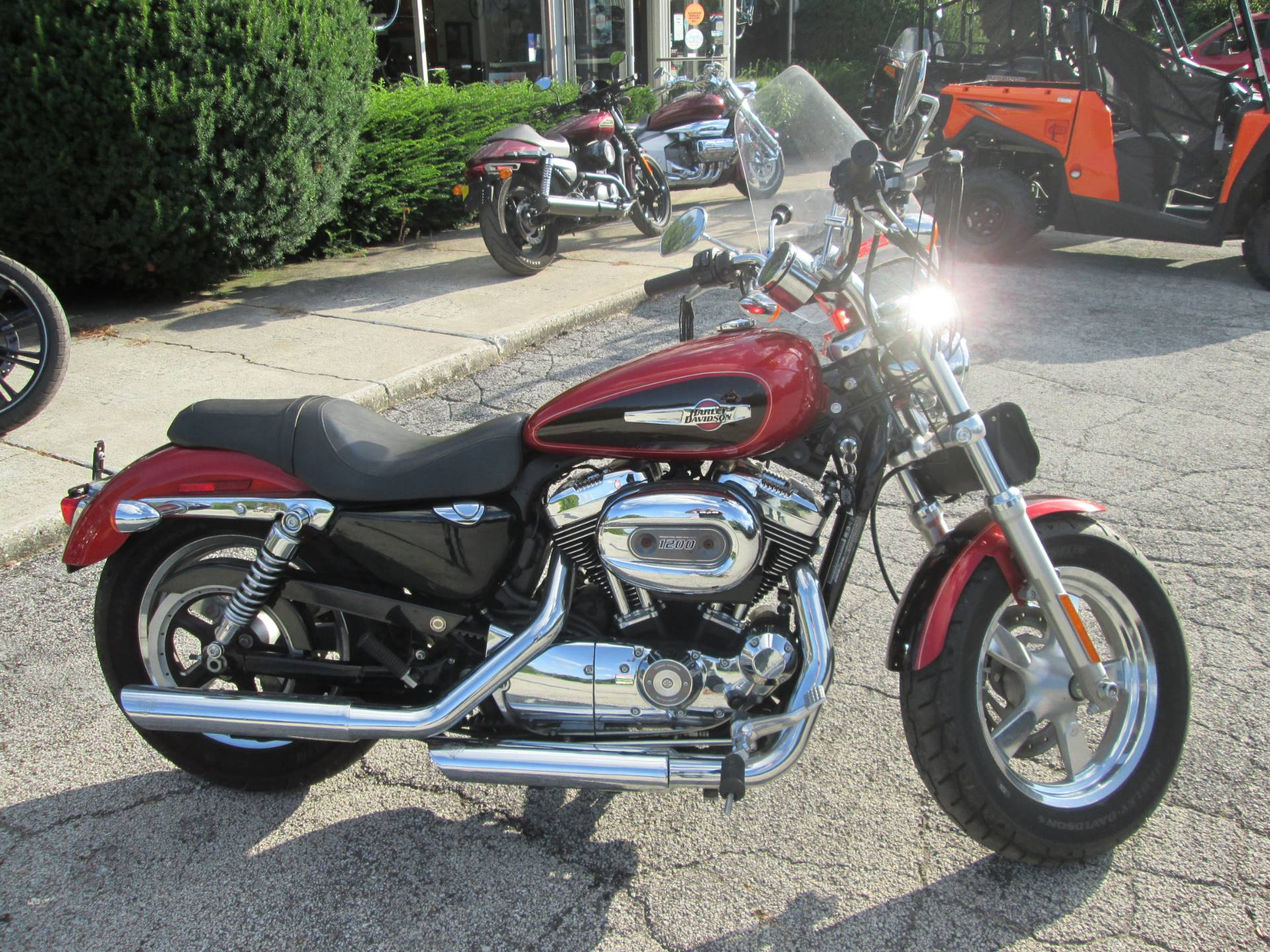 2013 Harley-Davidson Sportster® 1200 Custom in Valparaiso, Indiana - Photo 1