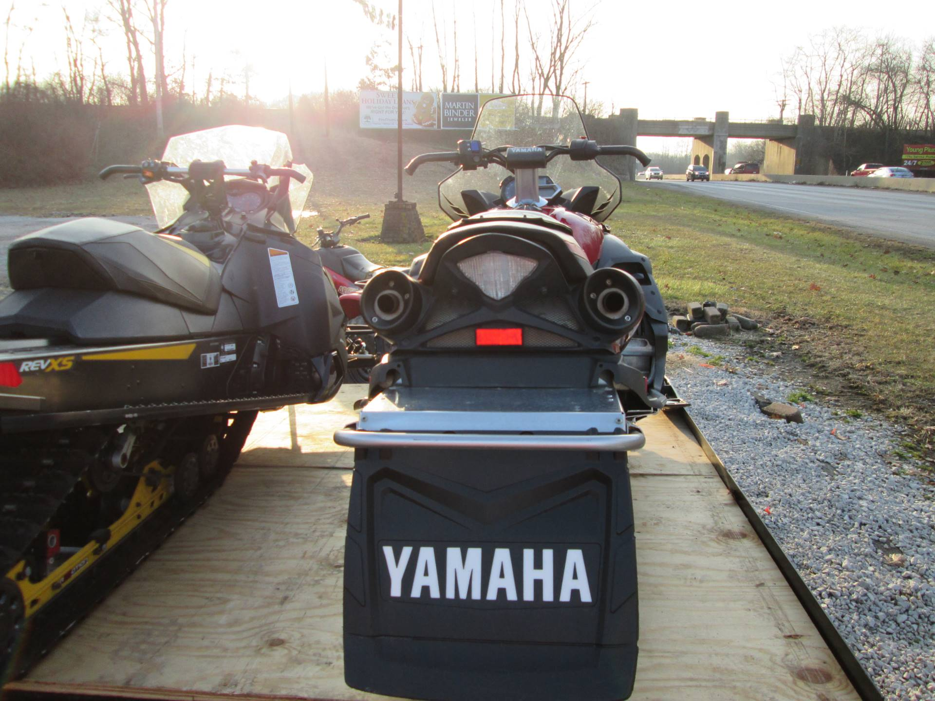 2010 Yamaha RS Vector GT in Valparaiso, Indiana