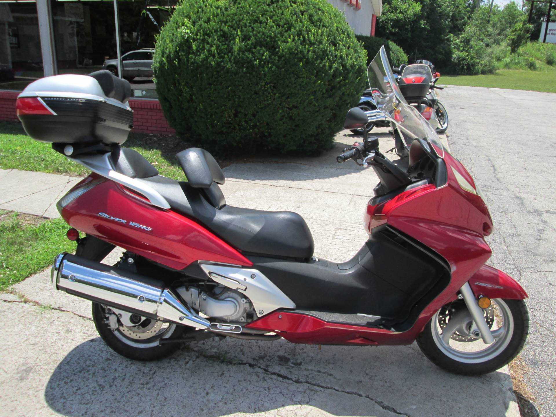 2003 Honda Silver Wing ABS in Valparaiso, Indiana - Photo 1