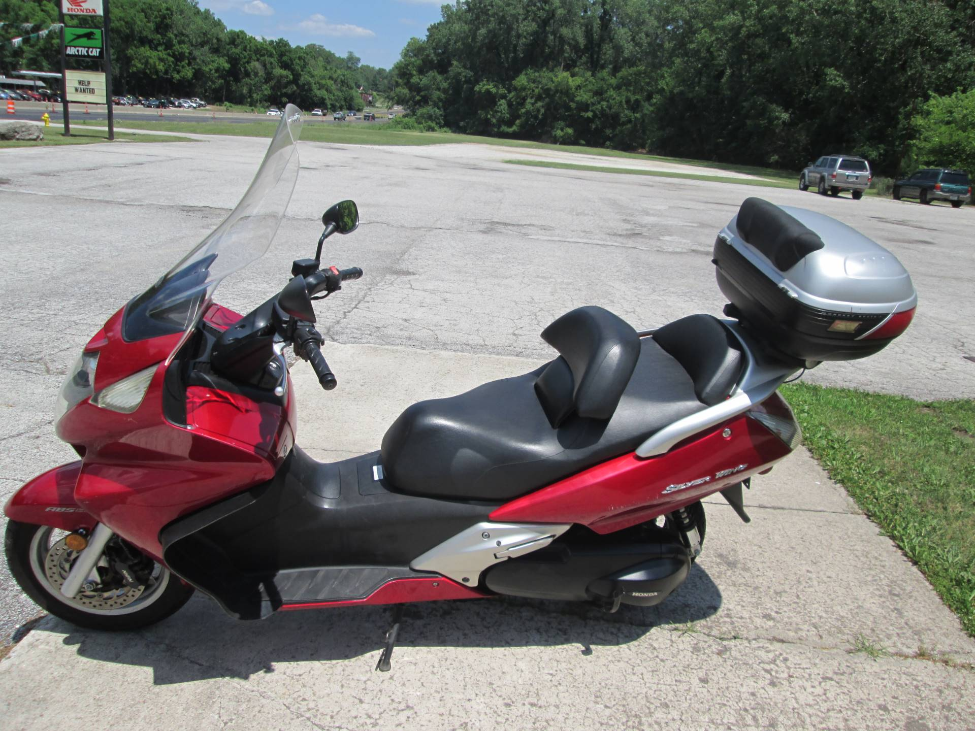 2003 Honda Silver Wing ABS in Valparaiso, Indiana - Photo 3