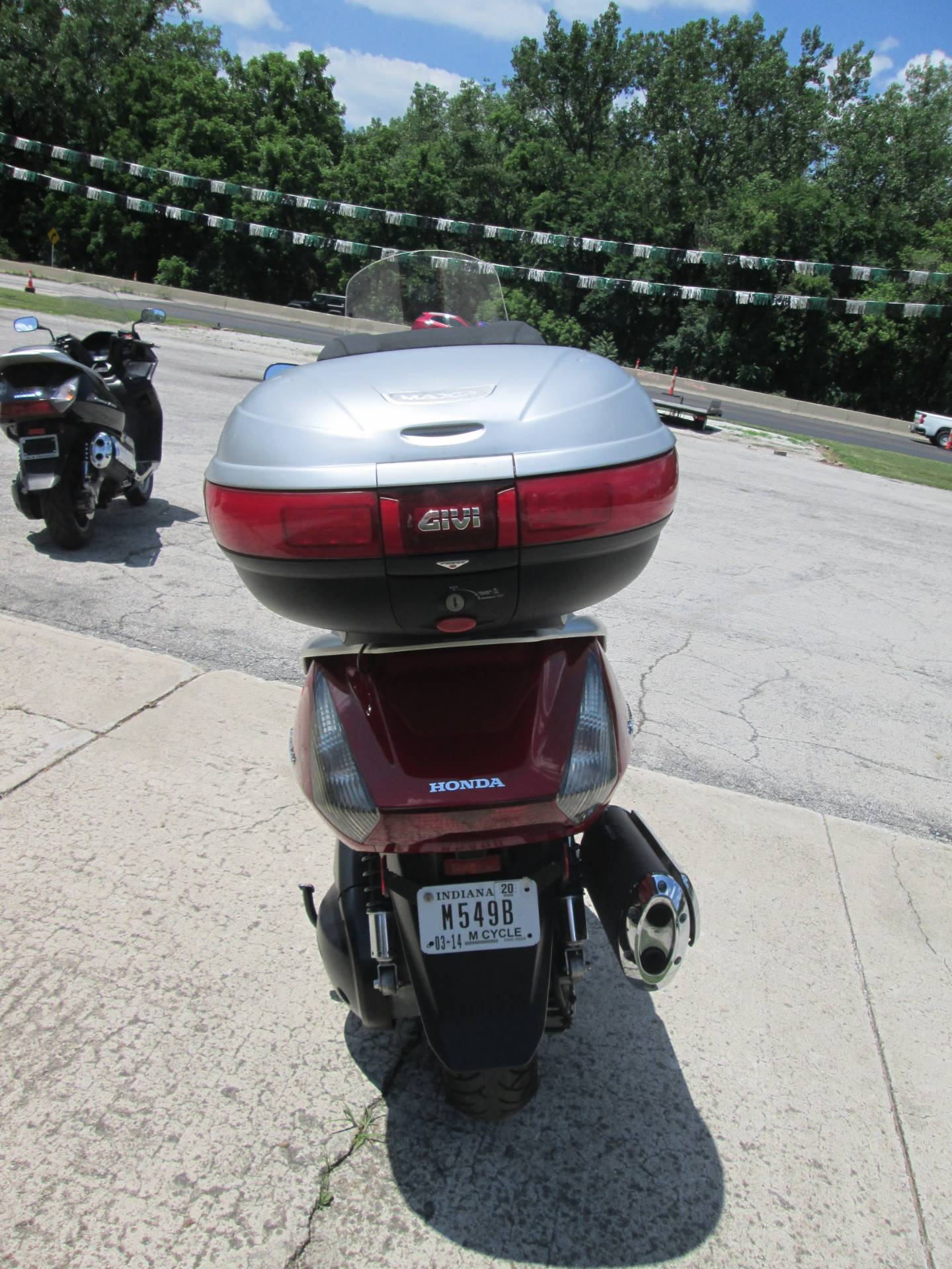 2003 Honda Silver Wing ABS in Valparaiso, Indiana - Photo 4