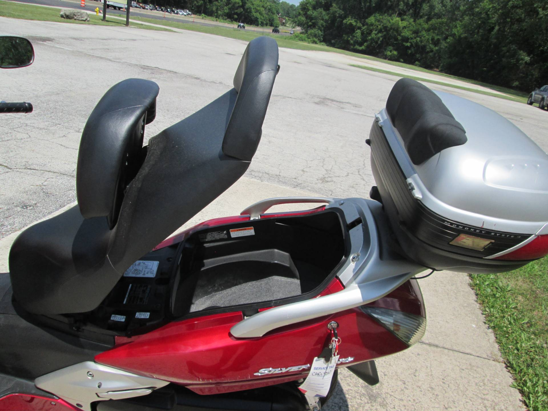 2003 Honda Silver Wing ABS in Valparaiso, Indiana - Photo 9