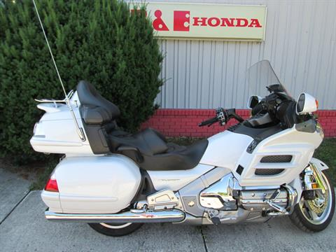 2008 Honda Gold Wing® Audio Comfort Navi in Valparaiso, Indiana