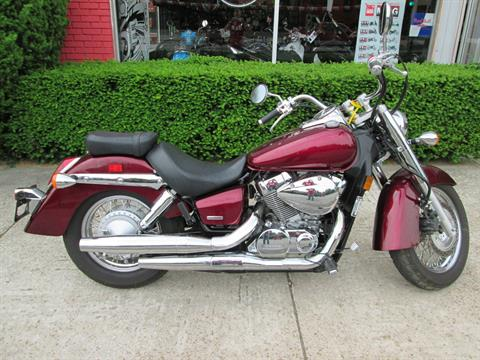 2009 Honda Shadow Aero® in Valparaiso, Indiana