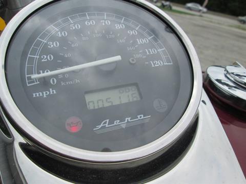 Used 2009 Honda Shadow Aero Motorcycles In Valparaiso In Stock