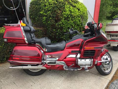 1998 Honda Gold Wing SE in Valparaiso, Indiana
