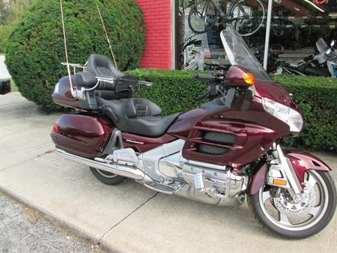 2006 Honda Gold Wing® Audio / Comfort / Navi / ABS in Valparaiso, Indiana