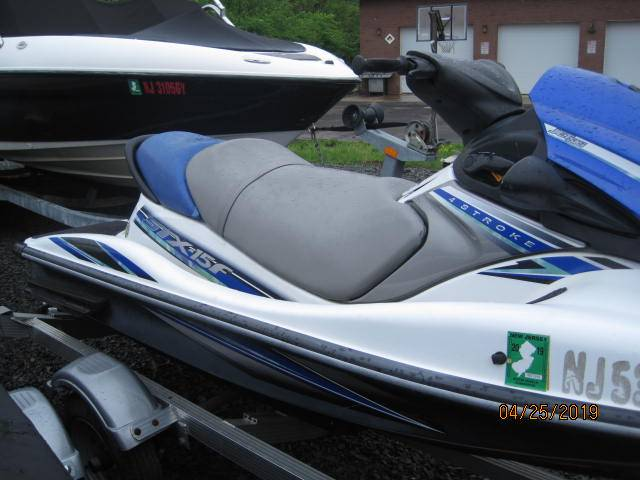 2012 Kawasaki Jet Ski® STX®-15F in Metuchen, New Jersey - Photo 2