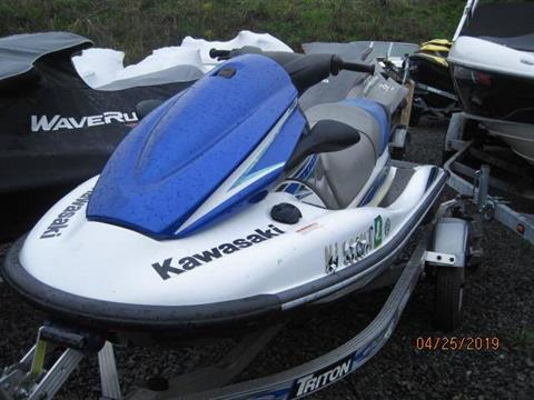 2012 Kawasaki Jet Ski® STX®-15F in Metuchen, New Jersey - Photo 3