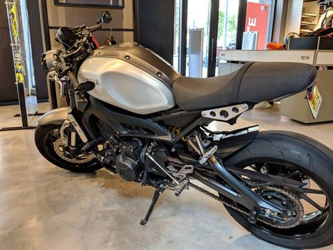 2016 Yamaha XSR900 in Metuchen, New Jersey