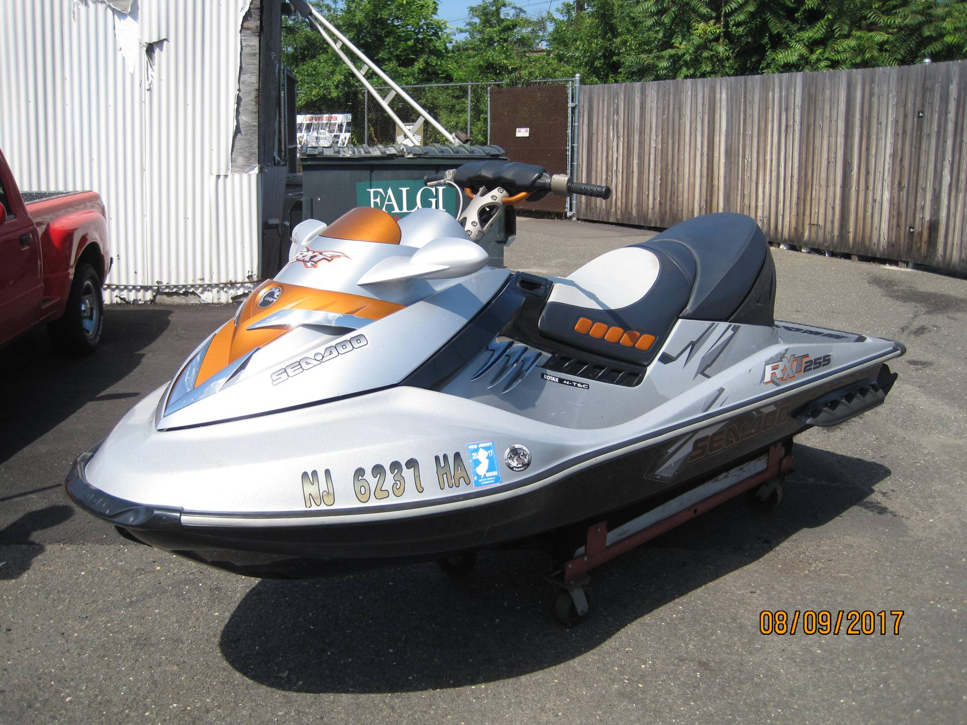 2009 Sea-Doo RXT™-X 255 in Metuchen, New Jersey - Photo 1