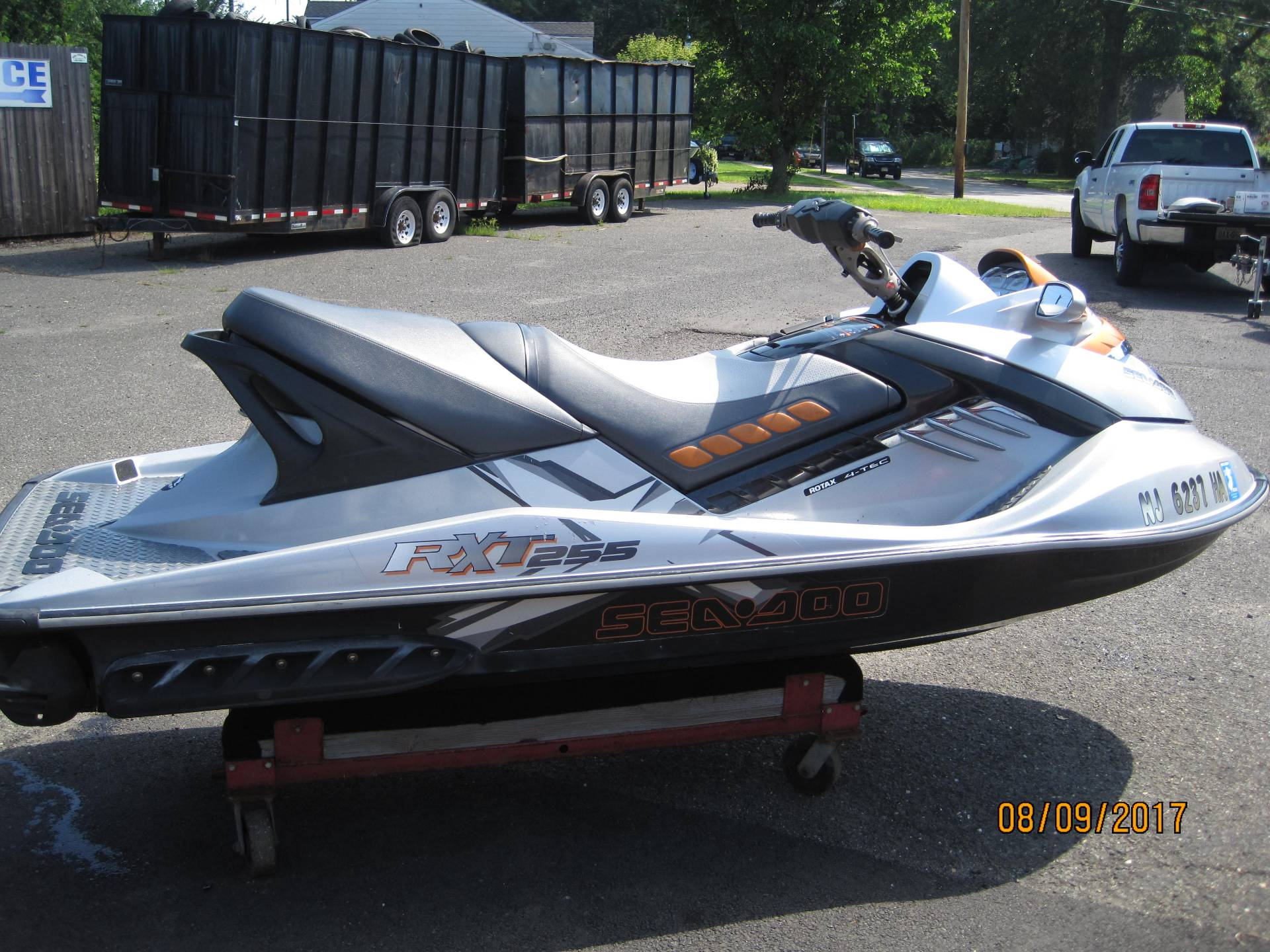 2009 Sea-Doo RXT™-X 255 in Metuchen, New Jersey - Photo 4