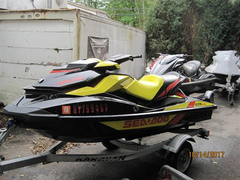 2015 Sea-Doo GTR™ 215 in Metuchen, New Jersey