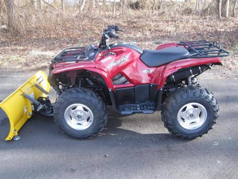 2009 Yamaha Grizzly 700 FI Auto. 4x4 EPS Special Edition in Metuchen, New Jersey - Photo 1