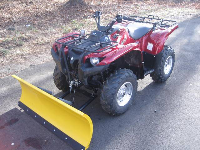 2009 Yamaha Grizzly 700 FI Auto. 4x4 EPS Special Edition in Metuchen, New Jersey - Photo 2