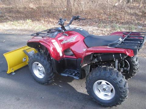 2009 Yamaha Grizzly 700 FI Auto. 4x4 EPS Special Edition in Metuchen, New Jersey - Photo 3