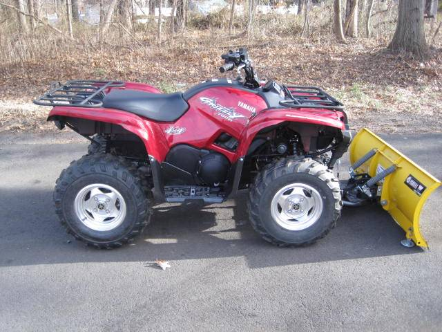 2009 Yamaha Grizzly 700 FI Auto. 4x4 EPS Special Edition in Metuchen, New Jersey - Photo 20
