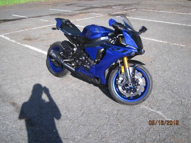 2018 Yamaha YZF-R1 in Metuchen, New Jersey - Photo 4