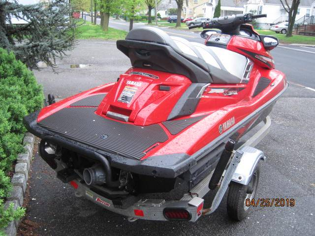 2015 Yamaha FX Cruiser SVHO® in Metuchen, New Jersey - Photo 7