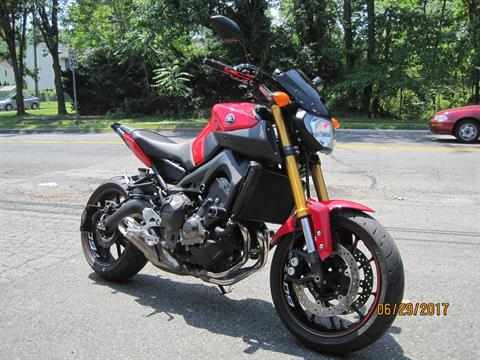 2014 Yamaha FZ-09 in Metuchen, New Jersey