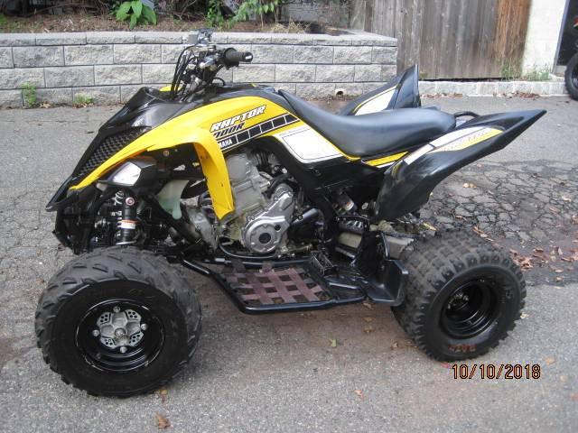 2016 Yamaha Raptor 700R SE for sale 48996