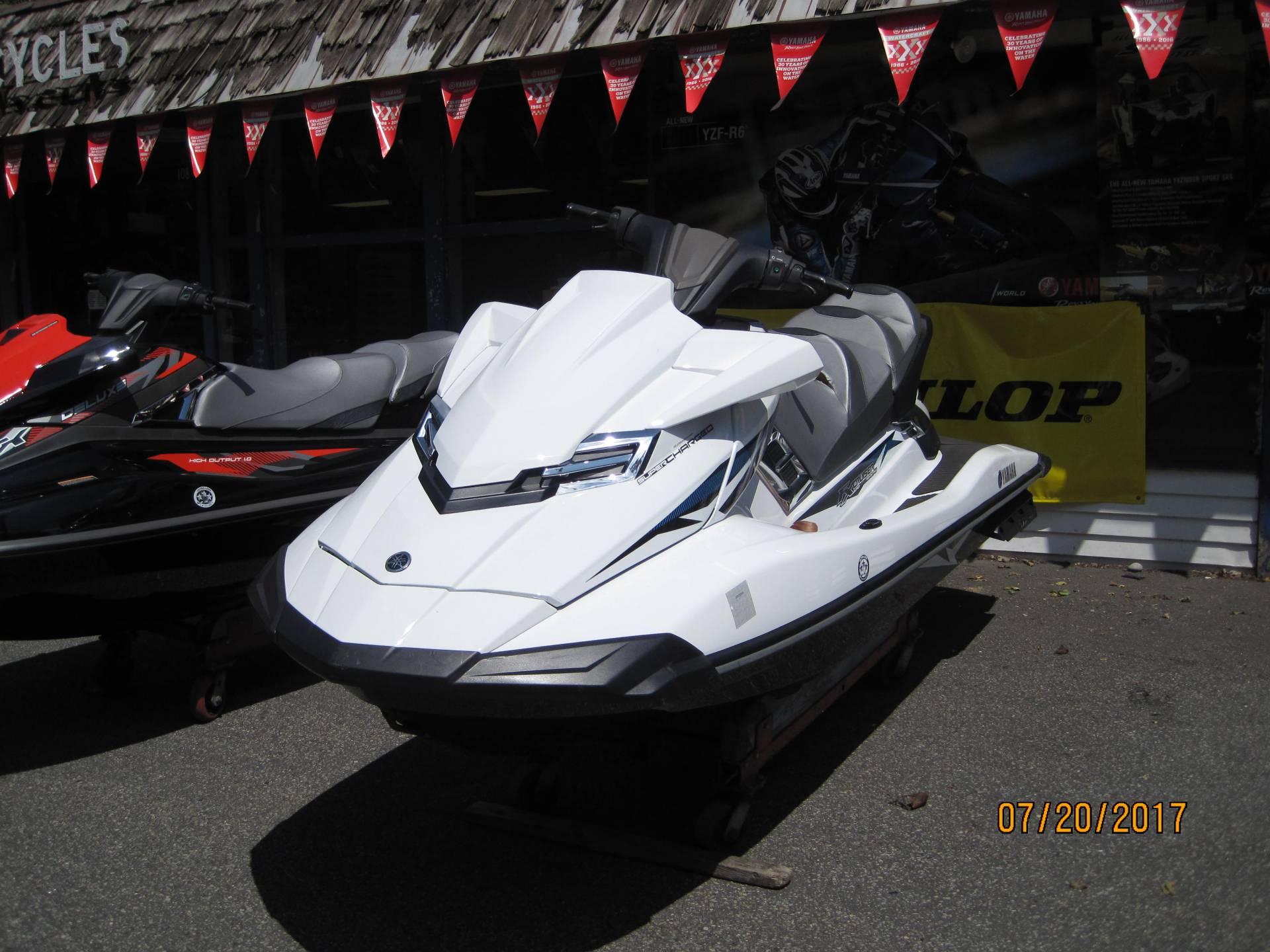 2015 Yamaha FX Cruiser SVHO for sale 50223