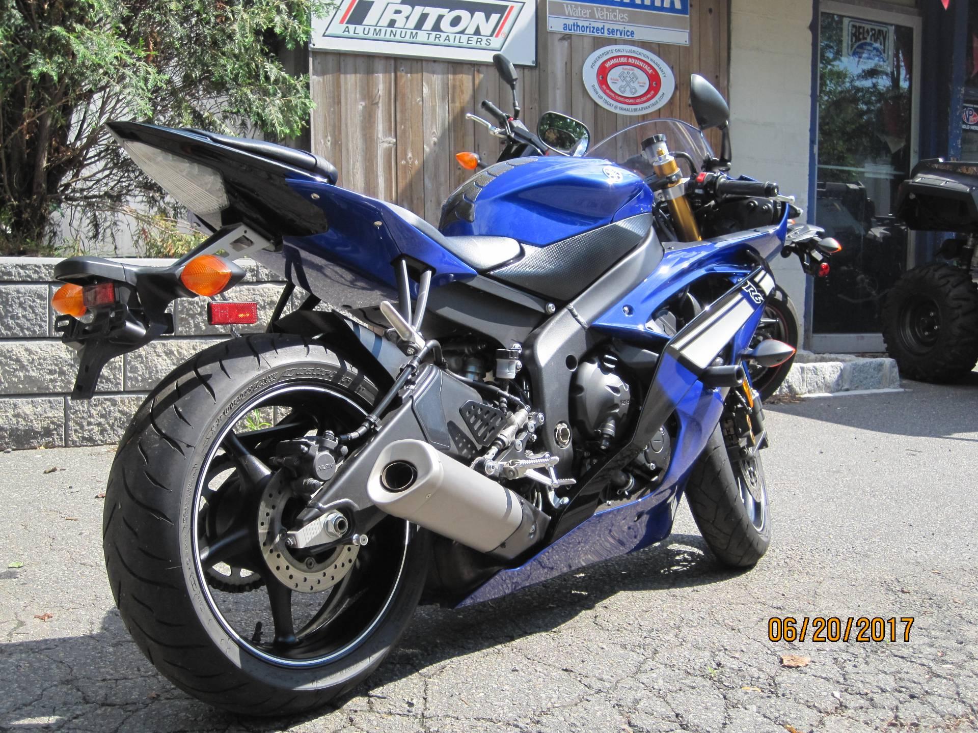 2012 Yamaha YZF-R6 3