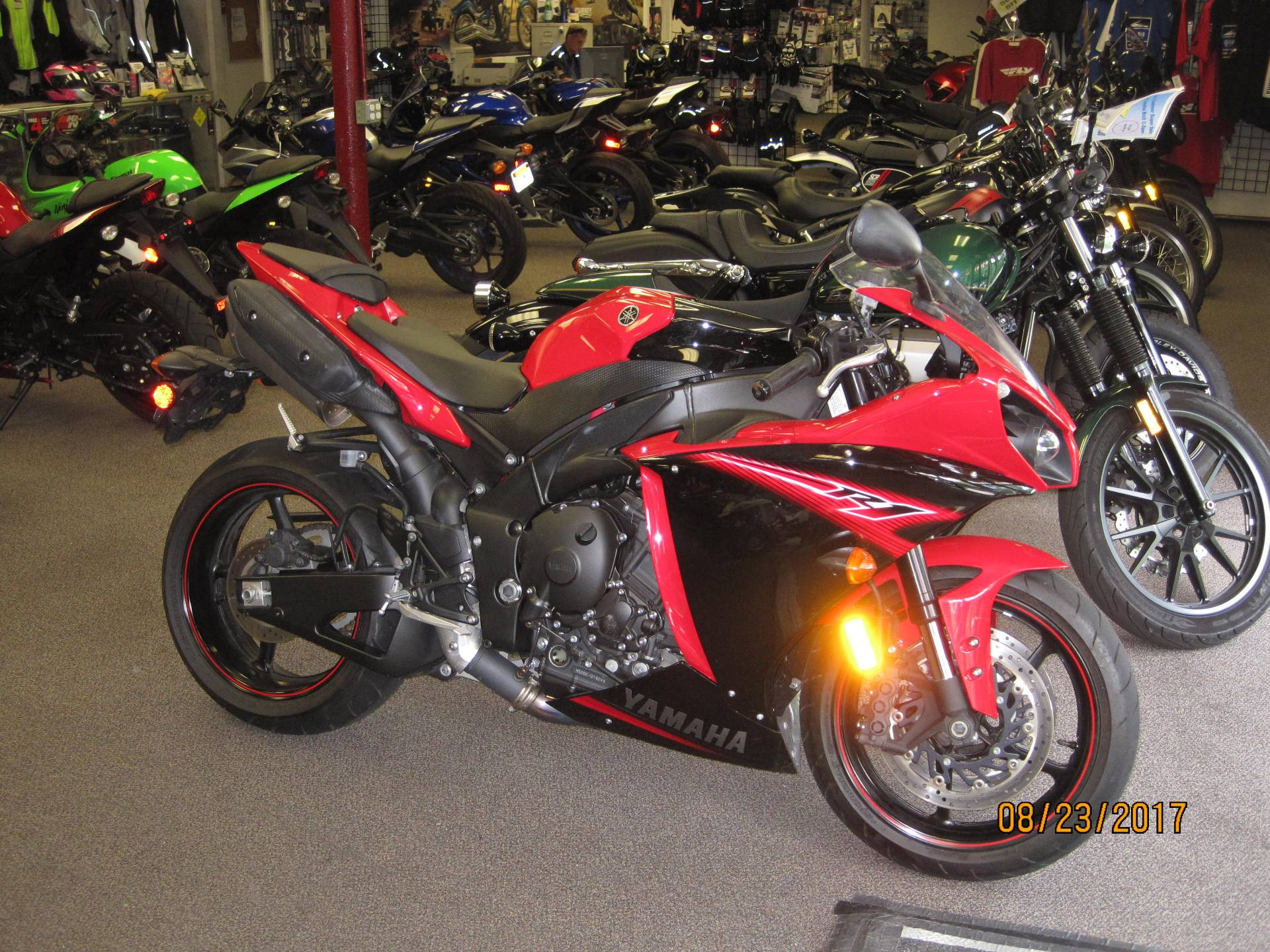 2013 Yamaha YZF-R1 for sale 63246