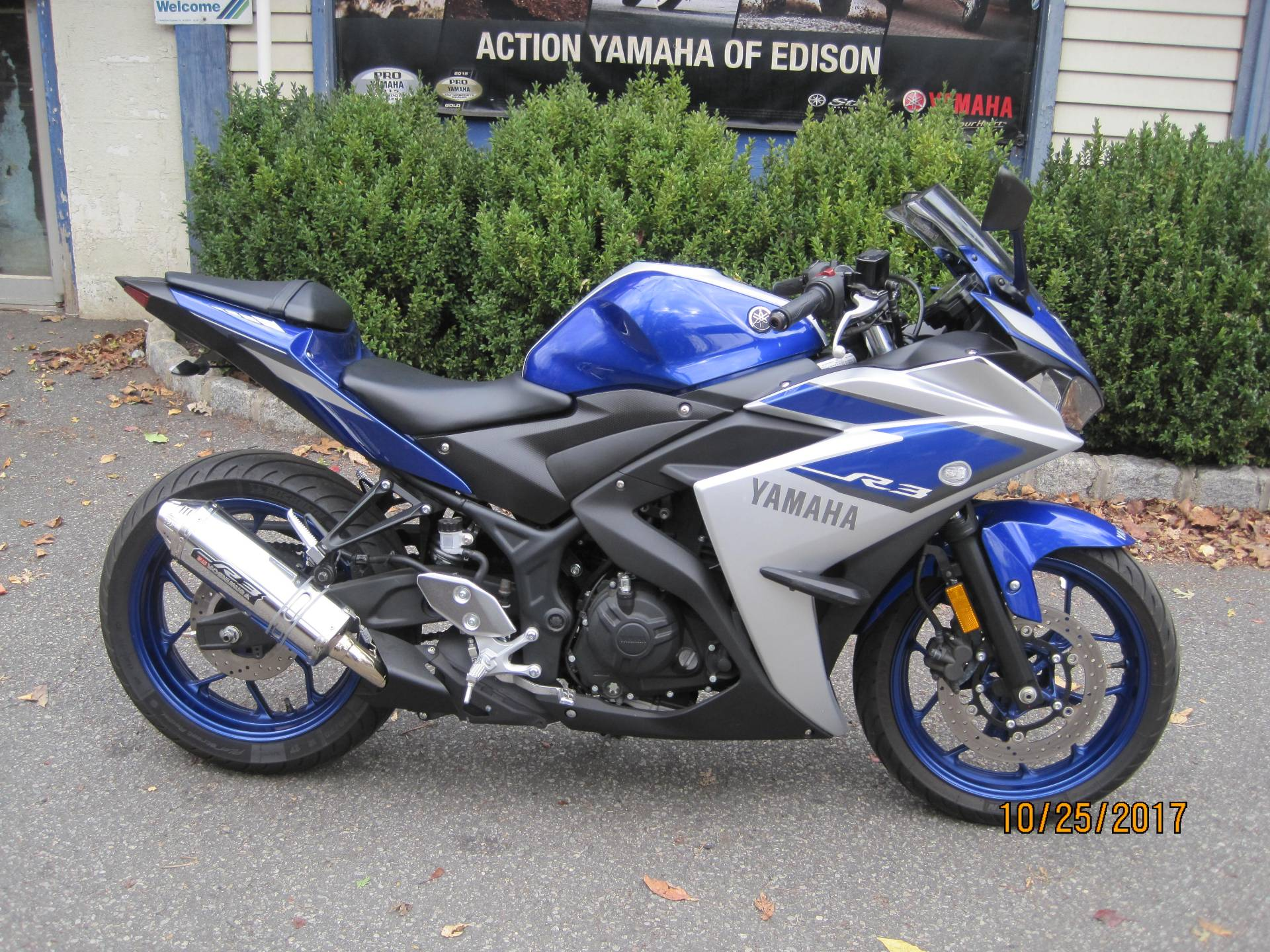 2015 yamaha yzf r3 motorcycles metuchen new jersey n a