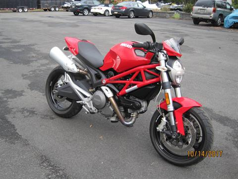 2009 Ducati Monster 696 in Metuchen, New Jersey