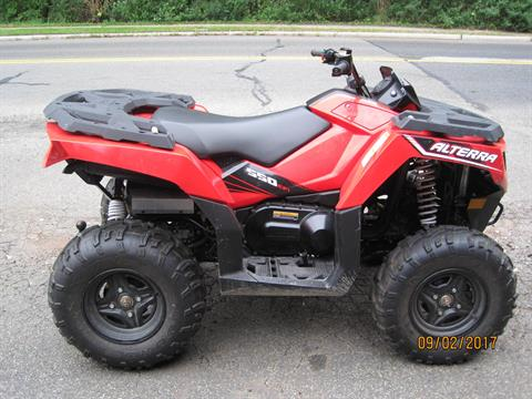 2016 Arctic Cat Alterra 550 in Metuchen, New Jersey