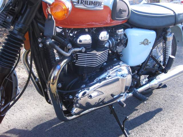 2009 Triumph Bonneville SE in Metuchen, New Jersey - Photo 5
